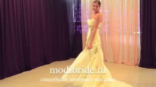 Платье Rembostyling Kalina - www.modibride.ru Свадебный Интернет-магазин