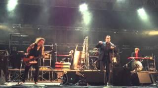 Redukt - Einsturzende Neubauten live - Eutropia festival - Roma 25/06/2015 - Video HD.
