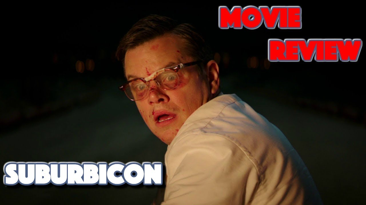 Download Suburbicon Movie Review - George Clooney's Fargo?