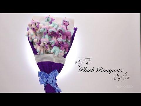 Plush Bouquets from ThinkGeek