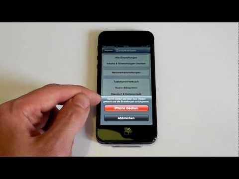 iphone sperrcode vergessen wiederherstellen