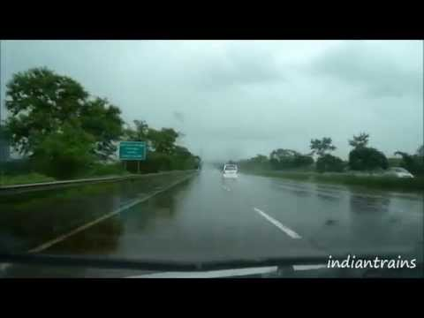 indian express highway mumbai pune expressway express highway bombay to lonavala car drive india