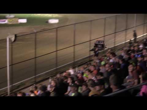 Muskingum County Speedway Modlite Feature 7-21-17