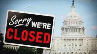 Government Shutdown:America's Closed