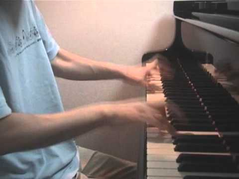 Mereaux: No.24 'Bravura' from 60 Etudes(Trial Recording)