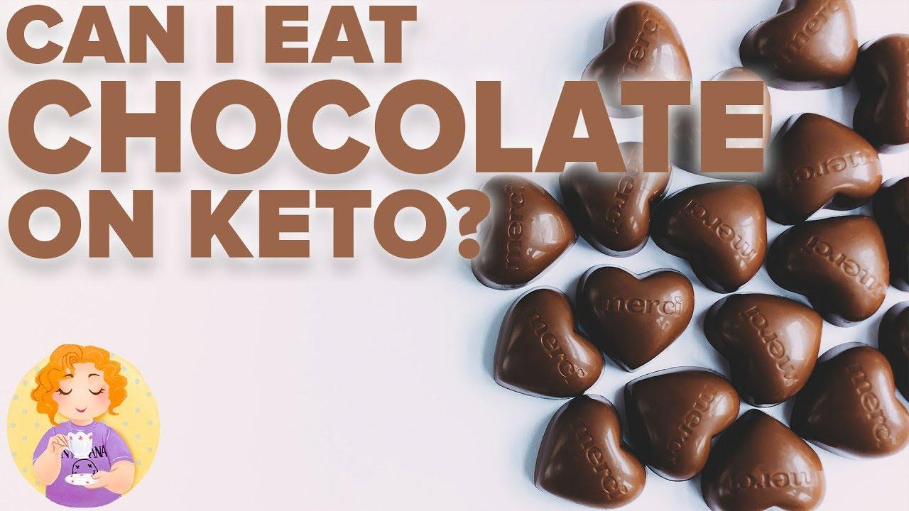 Can I Eat CHOCOLATE on Keto 🍫 || Keto Friendly Food #13