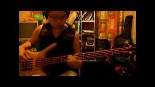 Parokya ni Edgar - Pangarap Lang Kita (Bass Cover)