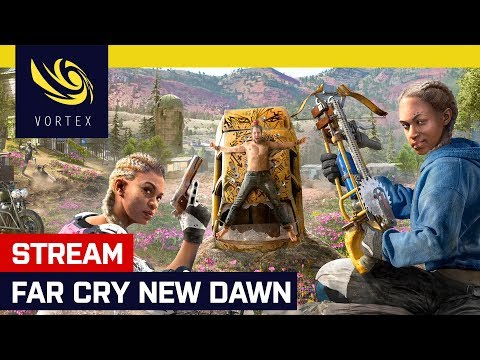 Hrajeme živě: Far Cry New Dawn