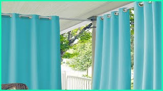 Top 5 Best Outdoor Curtains Reviews For 2020