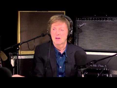 Paul McCartney on The Beatles song 'Anna (Go To Him)'