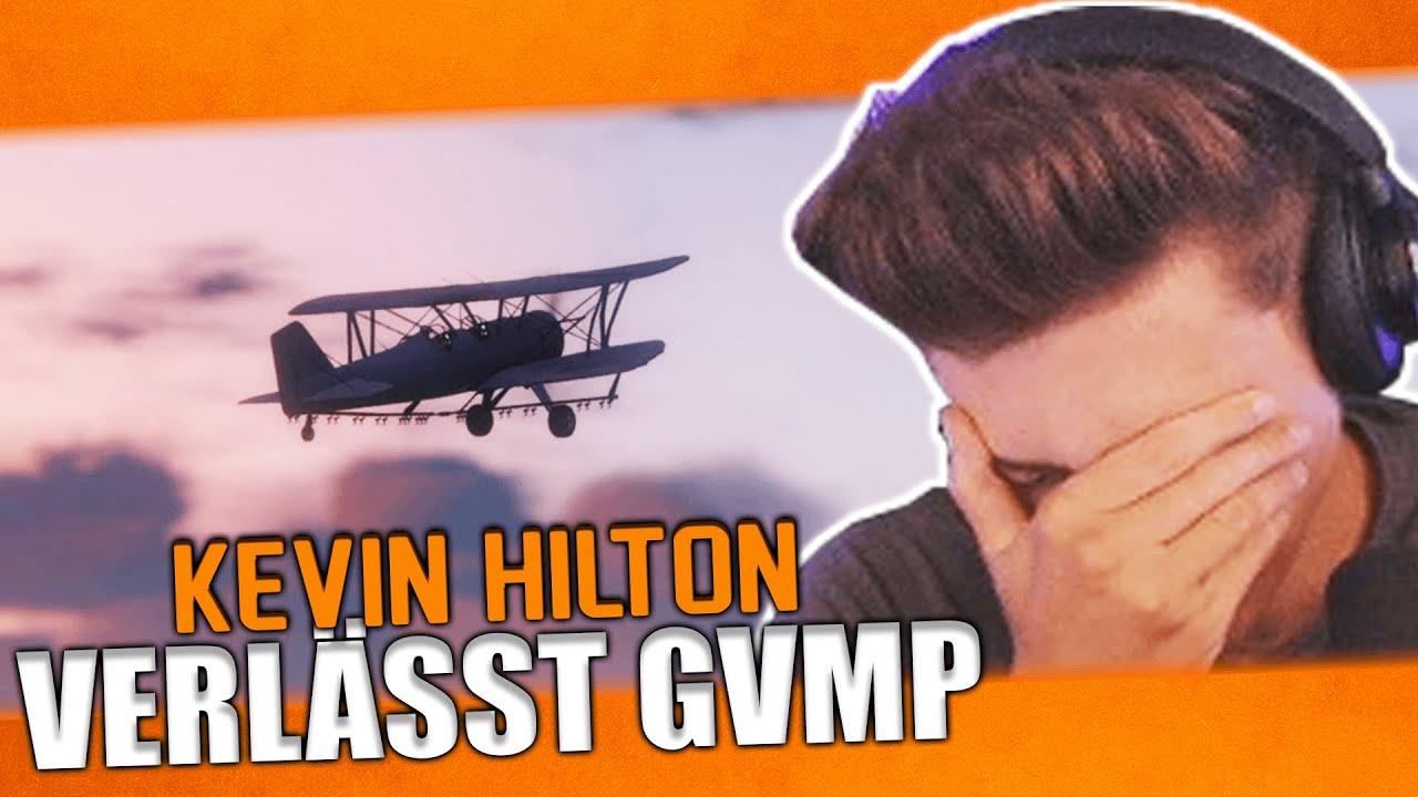 Kevin Hilton VERLÄSST GVMP?!😭😱 | Kevin Bangers