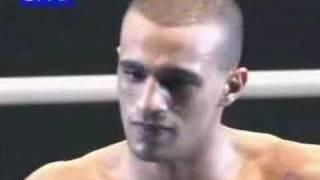 Ruslan Karaev Vs Badr Hari.  Osaka 30.09.2006