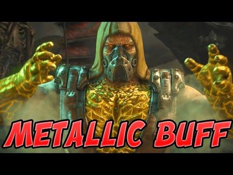 Mortal Kombat X: METALLIC TREMOR GOT BUFFED - Mortal Kombat XL Tremor Gameplay Changes