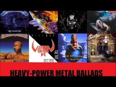 heavy power metal ballads playlist youtube. Black Bedroom Furniture Sets. Home Design Ideas
