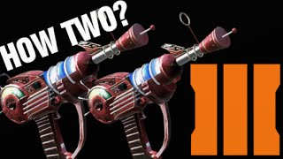 """How to Get TWO RAY GUNS """"Black Ops 3 Zombies"""" Tutorial (The Giant & Shadows of Evil)"""