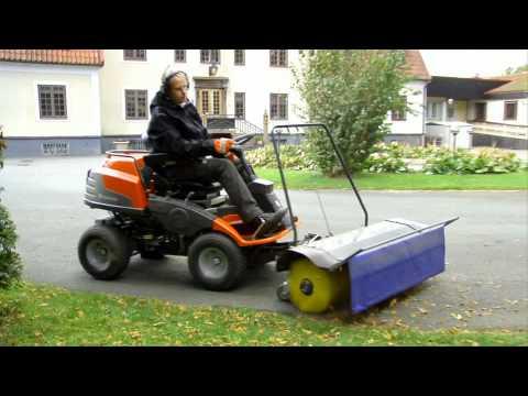 Husqvarna Rider Out Front Mower Funnydog Tv