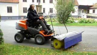 Husqvarna Rider 400-series