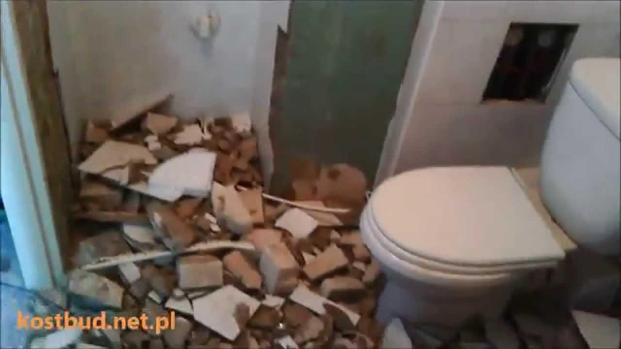 Jak Wykonać Remont łazienki Od Podstaw Glazura Biały Montaż Wykończenia