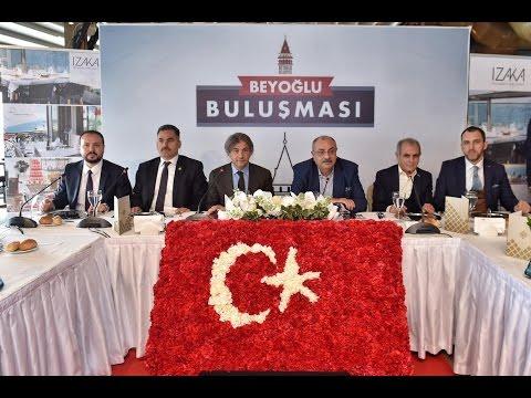 Ahmet Misbah Demircan - Beyoğlu Sohbetleri- Başbakan Yrd. Tuğrul Türkeş