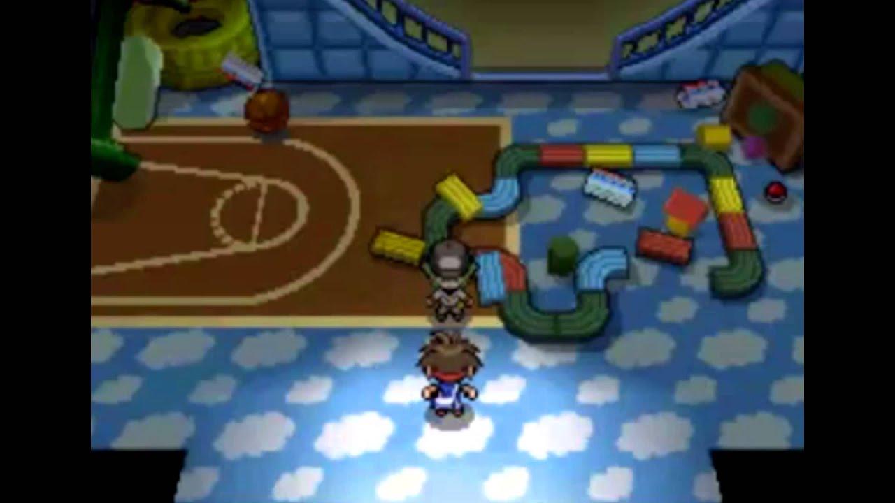 Pokemon N S Room