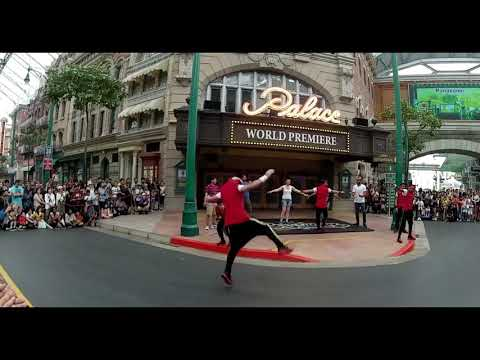 Rockafellas Dance Group @ Universal Studios Singapore