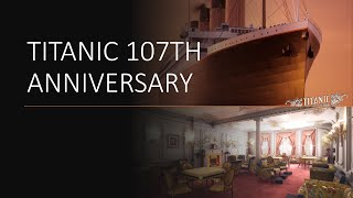 Titanic: Honor and Glory Trailer: Titanic 107th Anniversary
