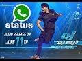 Seeti Maar Video   Whatsap Status   Allu Arjun   Pooja Hegde   DSP   Mumbhai Bhaijaan Whatsapp Status Video Download Free