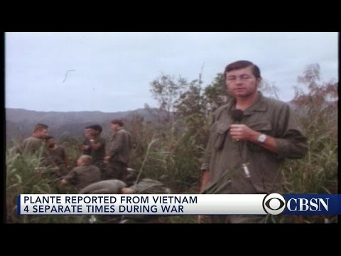 CBS News' Bill Plante on his tours reporting from Vietnam
