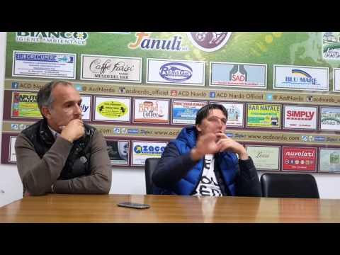Conferenza stampa Mr. Ragno pre Potenza 2^ parte