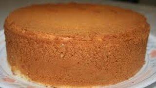 Cách làm bánh bông lan bằng nồi cơm điện, không cần lò nướng - Blog nấu ăn