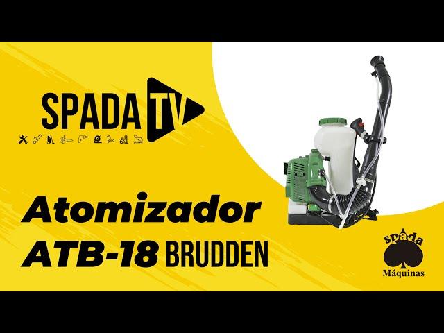 ATOMIZADOR BRUDDEN ATB-18