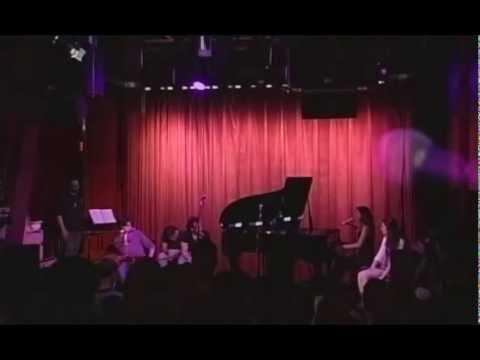 Alexia Rabé — The call (live)