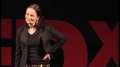 Suomessa kaiken mittarina on aina Suomi: Reetta Räty at TEDxHelsinki