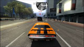 Driver: San Francisco gameplay (PC HD)