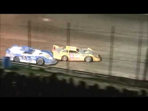 Hilltop Speedway Late Model Feature 4-15-17