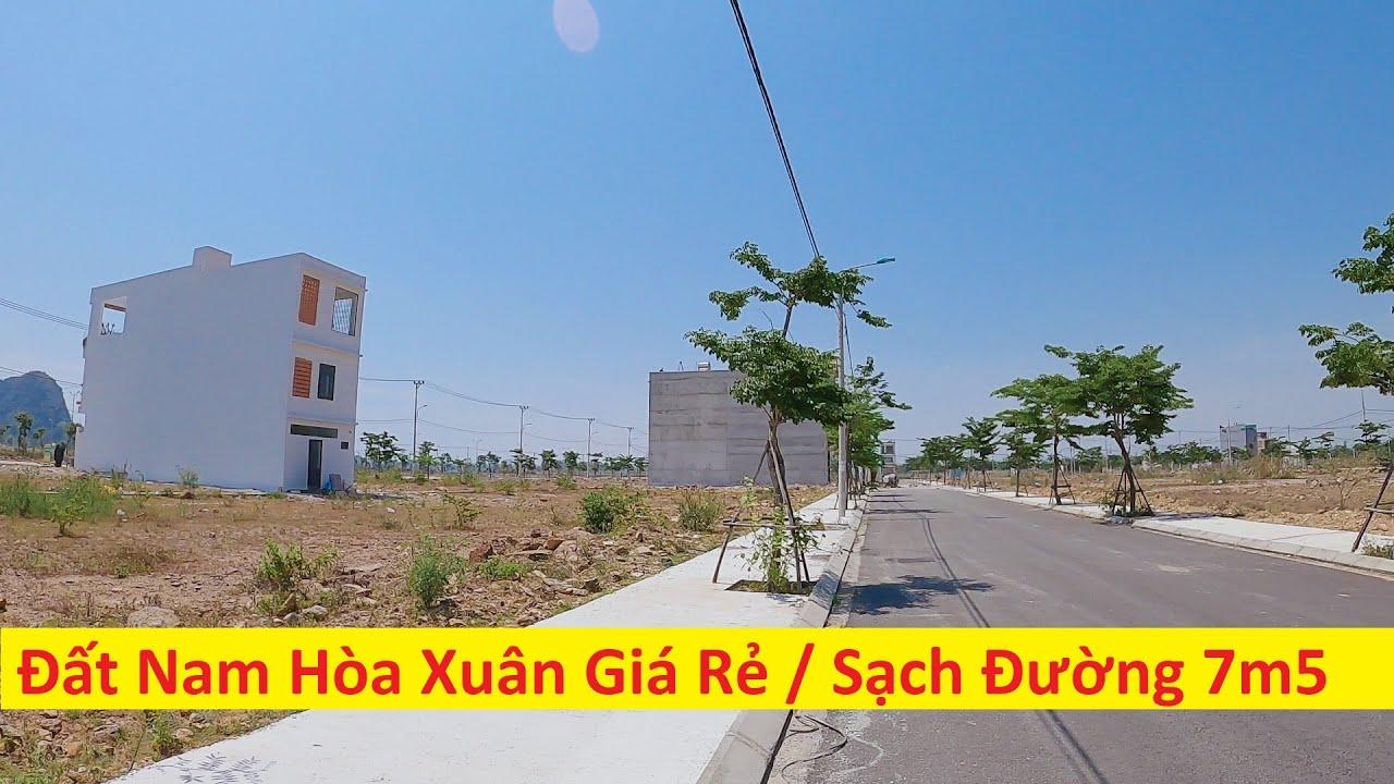 image Bán Đất Đà Nẵng Giá Rẻ | KĐT Nam Hòa Xuân | Đường QH 7m5 | Lô Sạch | 0839.62.60.61 | Huy Land