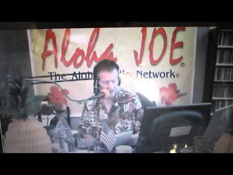 Great Hawaiian Music on Aloha Joe Radio & T.V.