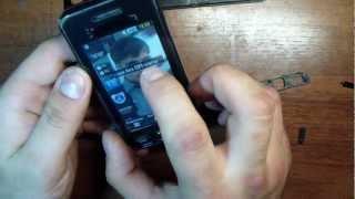 Samsung S 5230 замена сенсора  и корпуса(Флагман от Samsung http://goo.gl/vK7ptI многим нравиться свой старенький но надежный телефон и у него отказывает сенсор..., 2012-02-12T21:13:37.000Z)