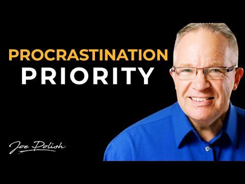 Procrastination Priority - Dan Sullivan