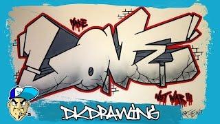 Make Love not War Graffiti Tutorial #prayfortheworld