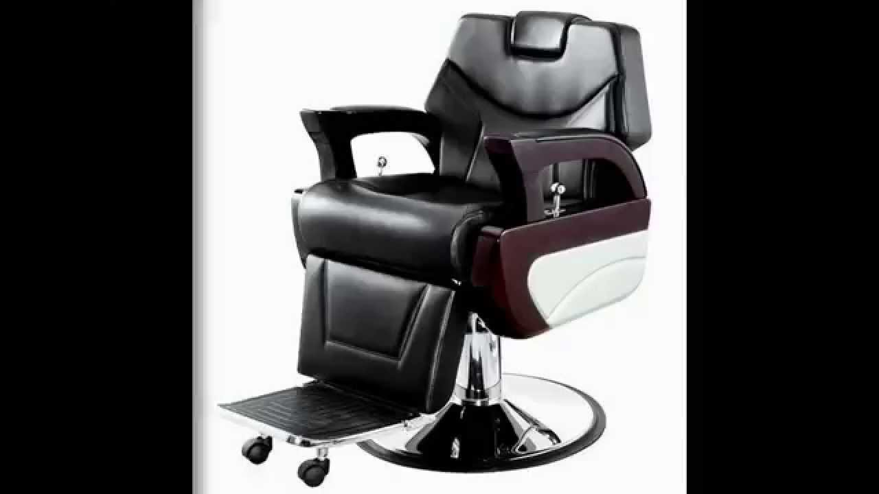 Barber chairs on sale salon outlet toronto youtube - Used salon furniture for sale ...