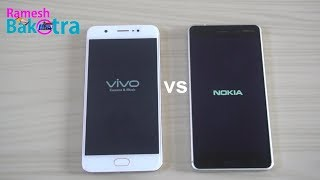 Vivo Y69 vs Nokia 6 SpeedTest Comparison