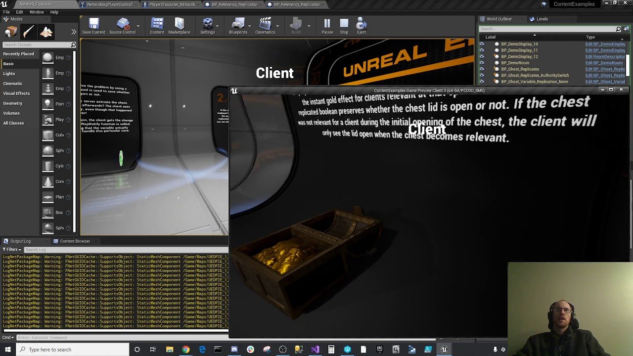Thumper's Midnight UE4 Replication Crash Course
