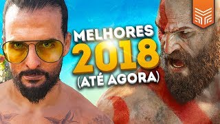 OS MELHORES GAMES DE 2018 (ATÉ AGORA)