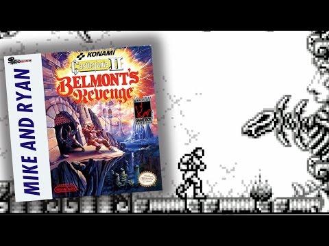 Castlevania II: Belmont's Revenge (Game Boy) Mike & Ryan