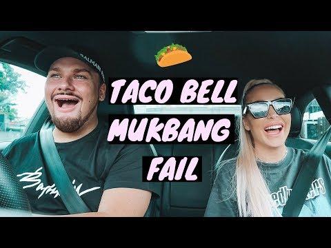 TACO BELL MUKBANG FAIL WITH MICHAEL | Amy-Jane Brand letöltés