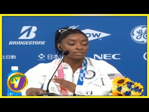 Simone Biles of the USA | TVJ Sports Commentary - July 30 2021