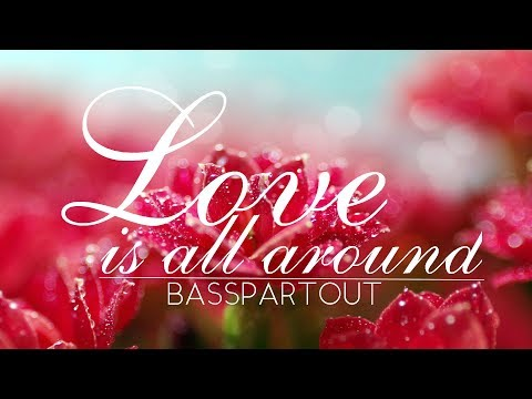 Love Is All Around - Positive Acoustic Instrumental Background Music For Video