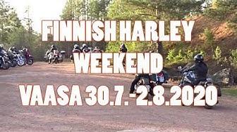 Finnish Harley Weekend 2020