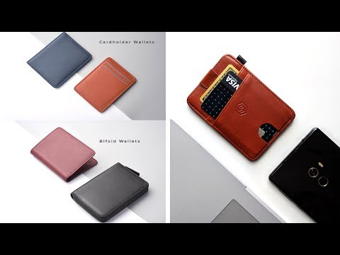 Top 7 Awesome Minimalist Wallets For Men Available on Amazon in 2019.